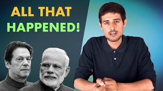 India Pakistan Tensions: All that happened!   Explained by Dhruv Ratheee