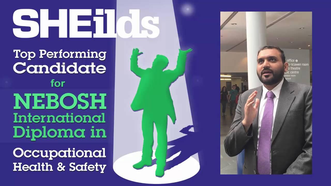 NEBOSH International Diploma Awards 2016