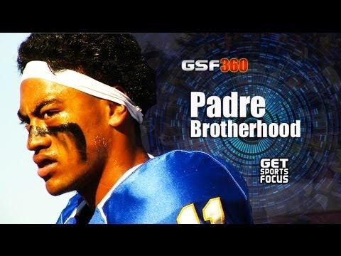 GSF360: Serra Padres 2013 feature Cal-bound WCAL co-MVP Hamilton Anoa