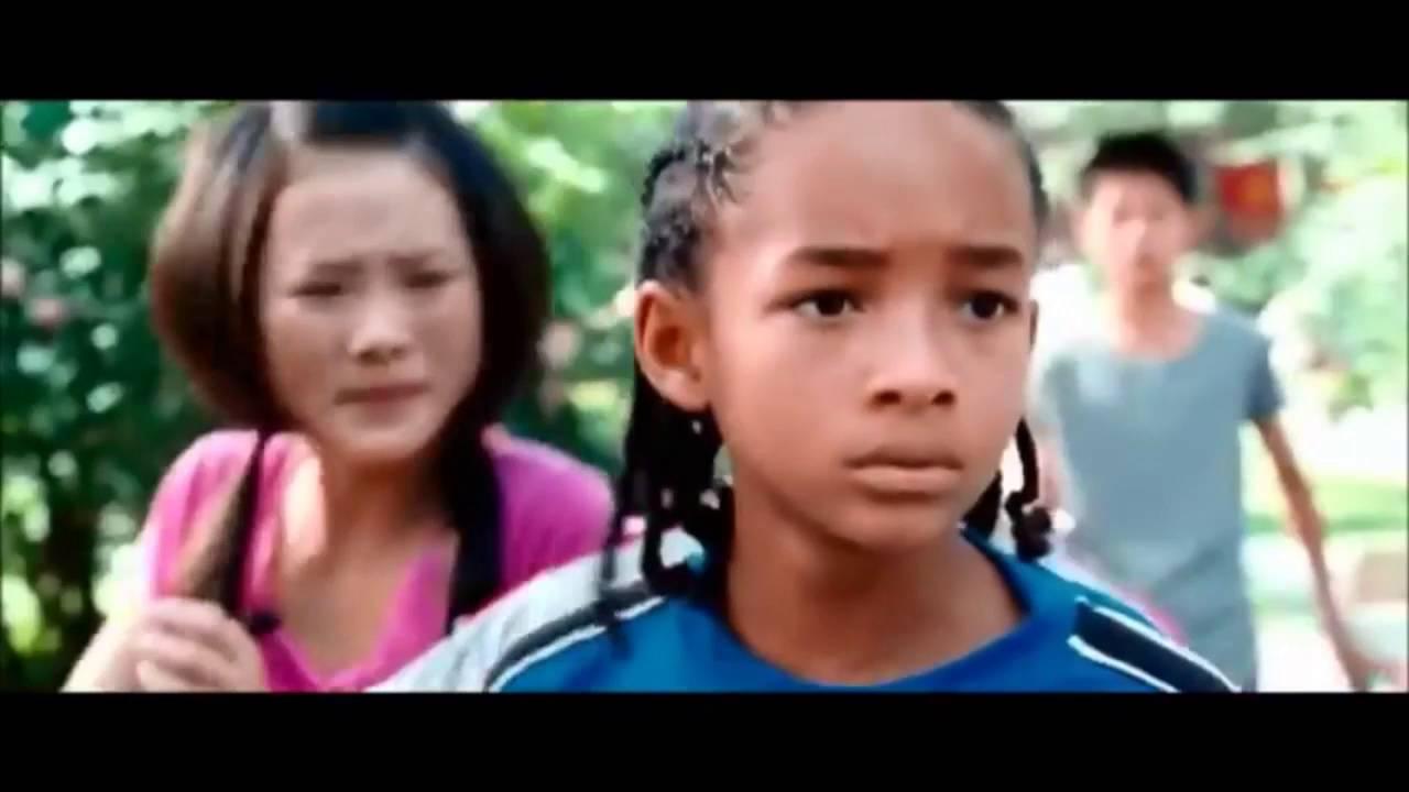 Download The Karate Kid (2010) - The Park Fight Scene (1/2) | MovieTimeTV