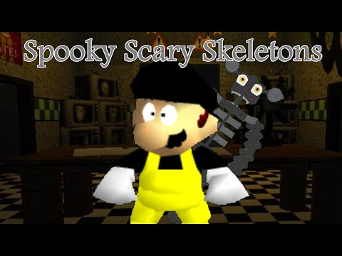 Spooky Scary Skeletons (SM64 / ROBLOX Version) [FNAF 2]