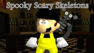 Spooky Scary Skeletons (SM64 / ROBLOX Version) [FNAF 2]