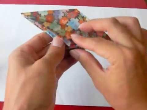 ハート 折り紙:折り紙 エビ-youtube.com