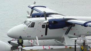 Twin Otter · Turboprop Engine Startup and Takeoff