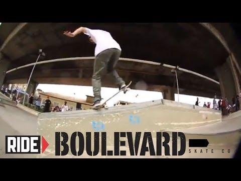 Rodrigo Peterson, Danny Montoya & More - The Boulevard Tour Brasil Pt.1