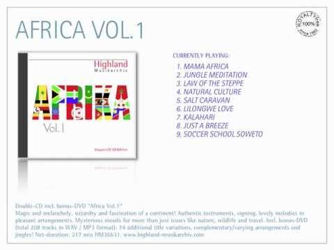 "ROYALTYFREE Music ""Africa Vol.1"""