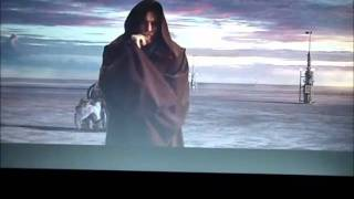 The Ending of Star Wars Episode III - Revenge of the Sith