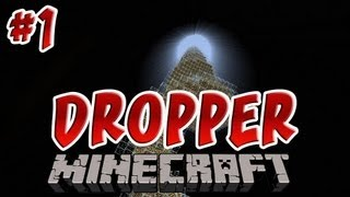 ★ Minecraft: The Dropper ★ Ep.1, Dumb and Dumber
