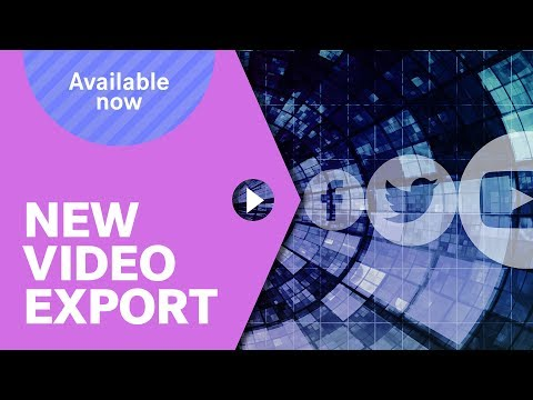 TinyAnim™ 2.0 –Video export feature