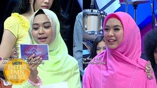 Kejujuran adik kakak Ria Ricis & Ustadzah Oki Setiana Dewi [Dahsyat] [18 Okt 2015]