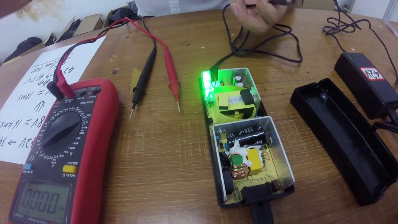 41 5v Safe Brake Charger For Regenerative Electric