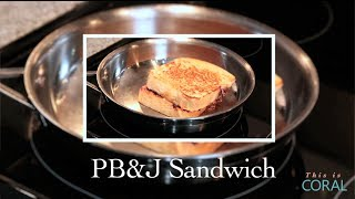 The Domestic Geek: 3 Peanut Butter & Jelly Recipes!