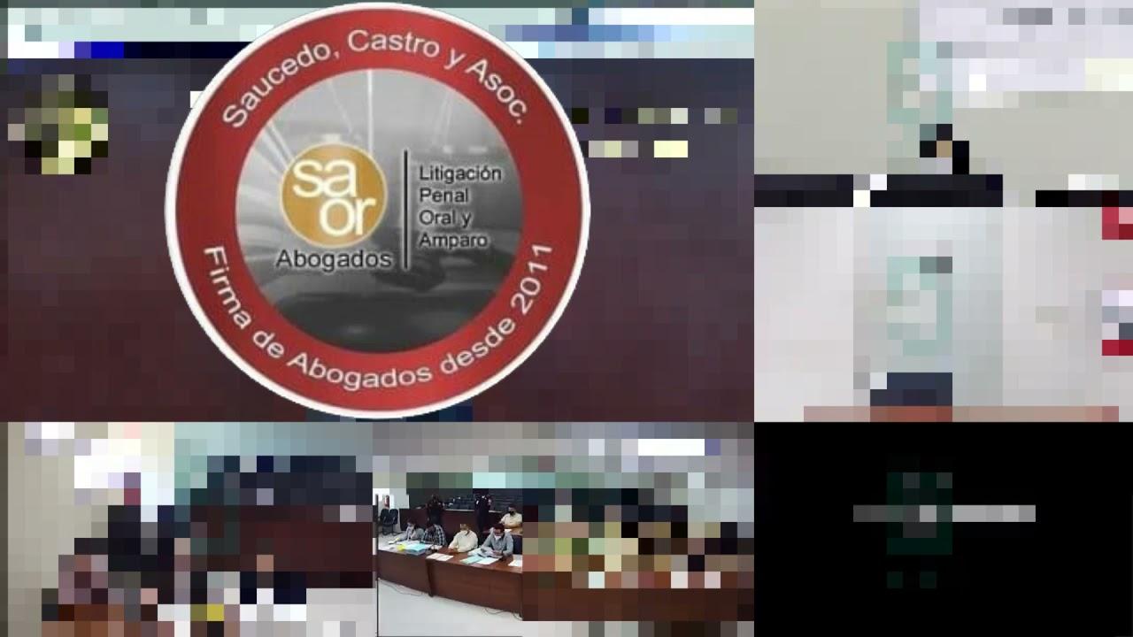 Download Audiencia de sobreseimiento. Defensores Lic. Ángel Saucedo y Lic. Mata. Reno CdMx