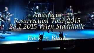 Anastacia Back in Black (live in Vienna)