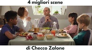 TOP 4 migliori scene di Checco Zalone