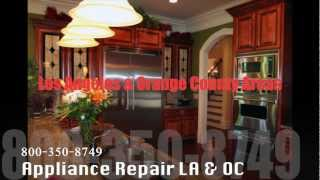 appliance repair service los angeles  los angeles refrigerator oven washer dryer repair