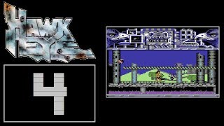 Let´s play Commodore 64 - Part 17 - Hawkeye [4] (German)