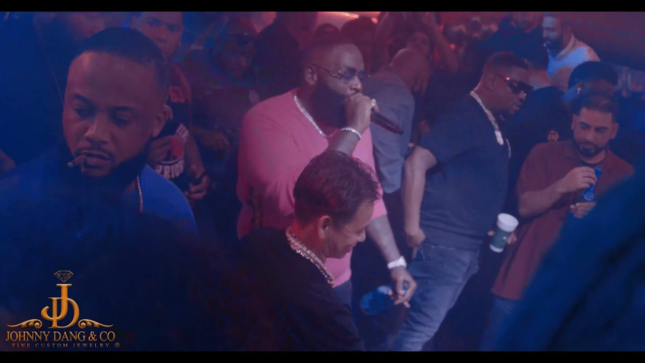 4th of July Celebration with Rick Ross & Johnny Dang!