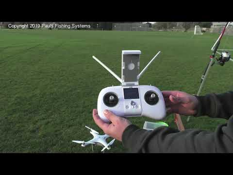 Calibrating A Fishing Drones GPS And Compass
