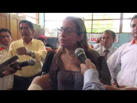Viceministra de Gestión Pedagógica MINEDU.