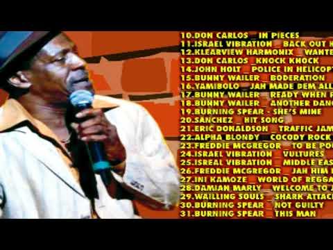 best of foundation 2 mixtape by Deejay Tsunami (roots Reggae)