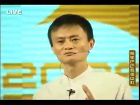 Ma Yun - The Trend and Opportunity of Internet Commerce