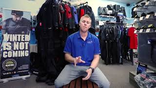 Why buy a drysuit from DRIS?