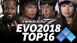 CREDITS ▻ twitch.tv/EVO5 0:00 Take vs Pokchop 7:35 Double vs Shadow...