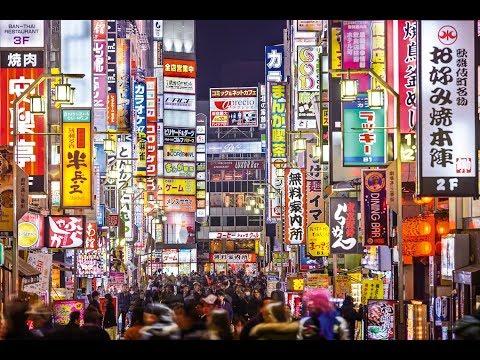 DOKUTokyo leben in der Megastadt Doku über Japan HD