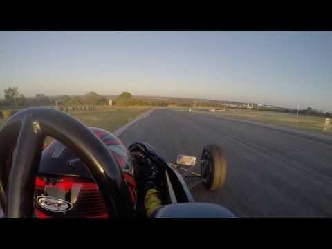 Barbagallo Raceway - Onboard formula ford test.