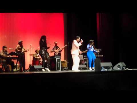 Bobby Rush 25.3.2017 Carter theatre New orleans