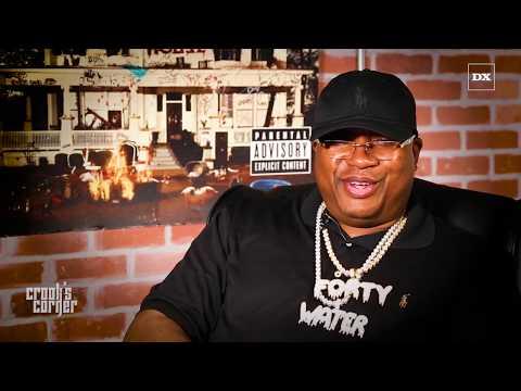 Louie Cruz - E-40 Names His Favorite Rap Duos of All Time