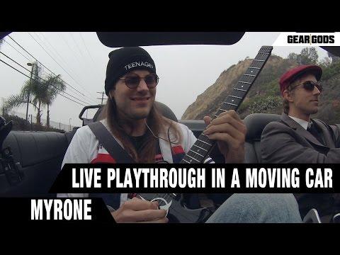 MYRONE - Live Playthrough In A Moving Car - DRIFT STAGE Ski Resort 87  | GEAR GODS