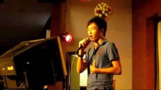 Peng You (朋友 Friends), mandarin song at Fellowship Dinner
