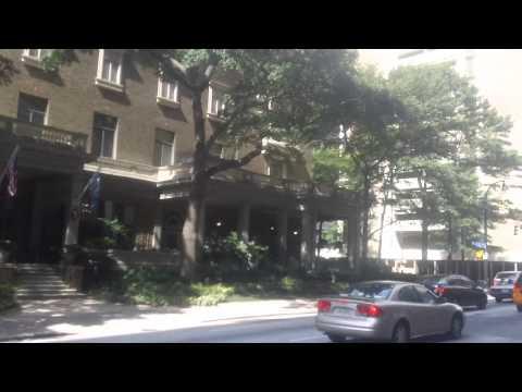 John Portman Boulevard Atlanta