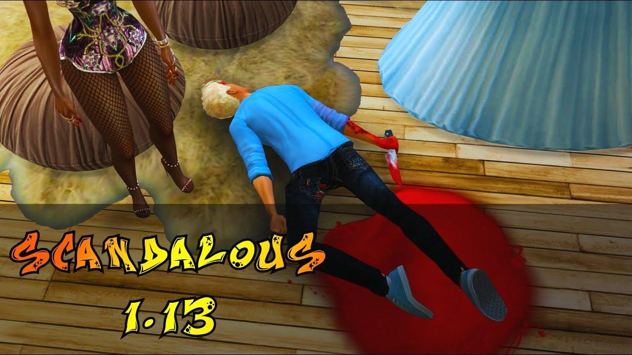 Download Scandalous S1xE13 La fête d'halloween