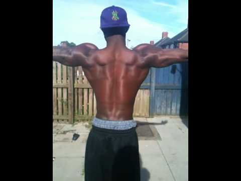 denzel ghetto work out pull ups