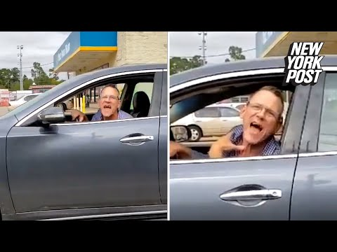 Racist Road Rager Harasses Hispanic Woman After She Voted |
