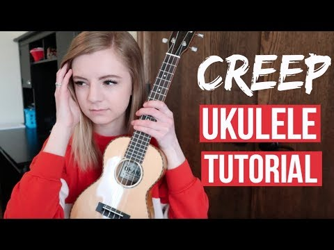 Creep - Radiohead | EASY UKULELE TUTORIAL