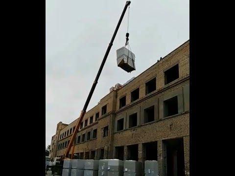 Аренда автокрана Машека 25 тонн 28 метров