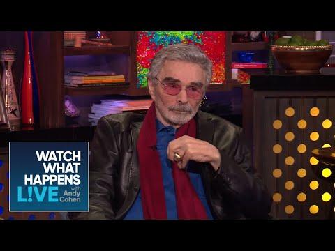 Does Burt Reynolds Regret Passing On James Bond?  WWHL