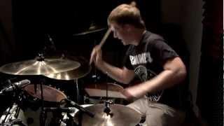 Underoath: Desperate Times Desperate Measure Drum Cover-Dalton Smith
