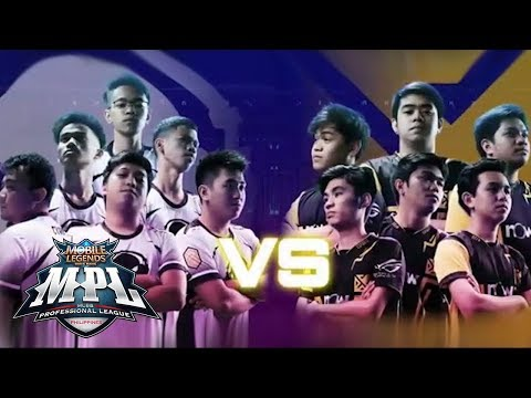 Execration Vs. Bren Esports | May 1, 2020 | Mobile Legends