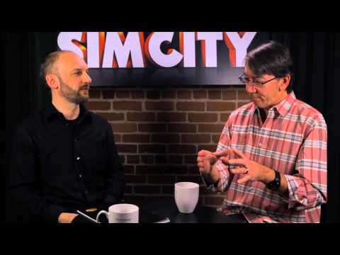 SimCity - Will Wright trifft Stone Librande