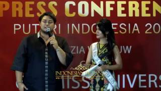 HEBOH!!! Ivan Gunawan Bicara Tentang Miss Universe