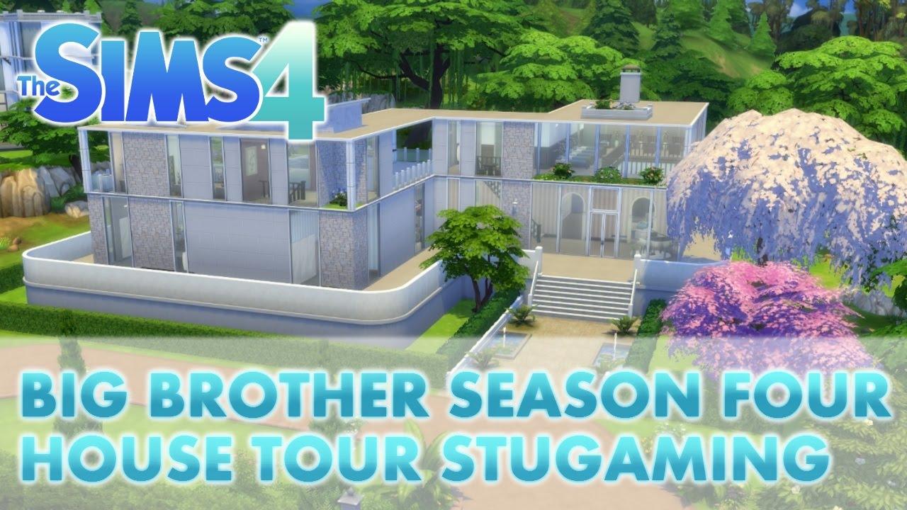 Big Brother House Tour Season