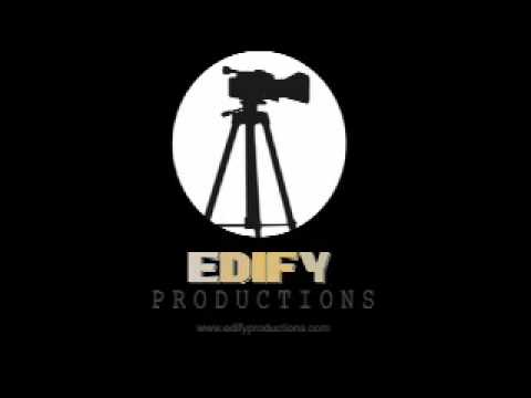 3D Logo for Edify Productions by Lightwerx Media