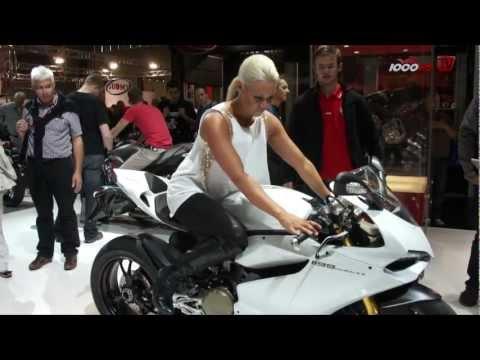 Ducati Neuheiten 2013 - Intermot 2012