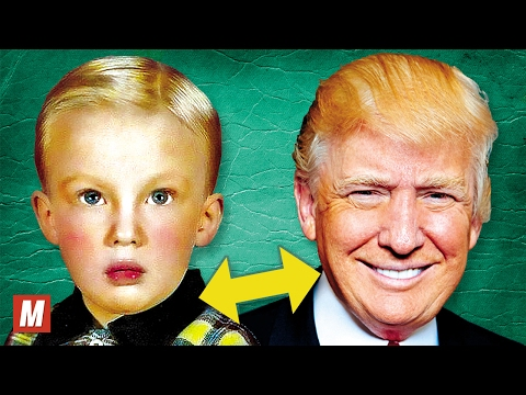 Donald Trump | From 5 To 70 Years Old