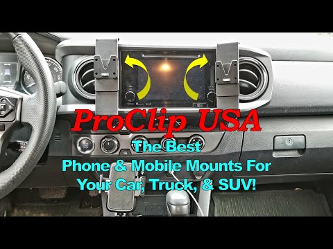 ProClip Review & Install | Best Mounting System For Your Mobile Devices